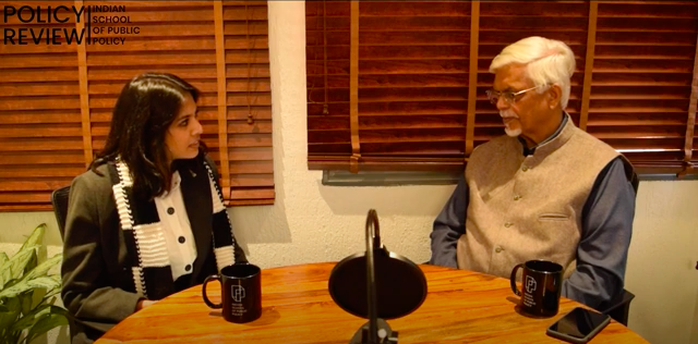In Conversation with Dr. Sanjaya Baru – ISPP Policy Review